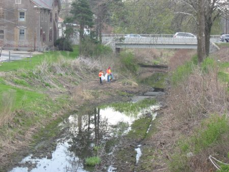 Catasauqua's canal section gets some much-needed TLC.