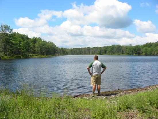 Moosehead Lake, Carbon County