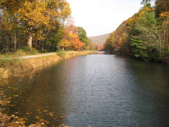 Visit Weissport during the peak of the fall foliage season.